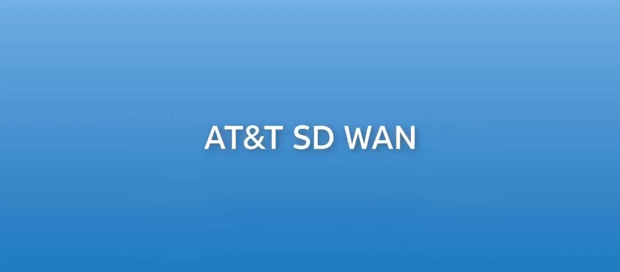 AT&T SD – WAN